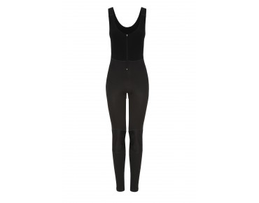 GONSO KAUNAS V3 women's thermal soft shell bib tights black