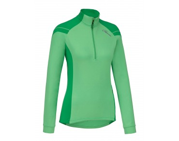 GONSO VAIL t - maglia maniche lunghe termica donna poison green