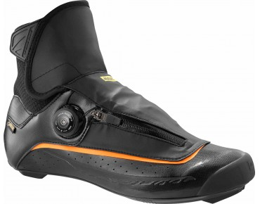 MAVIC KSYRIUM PRO THERMO Winter Rennradschuhe black