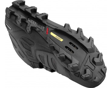MAVIC CROSSMAX  PRO H2O MTB shoes black/autobahn
