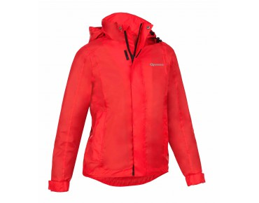 GONSO PELLE kids' waterproof jacket Fire
