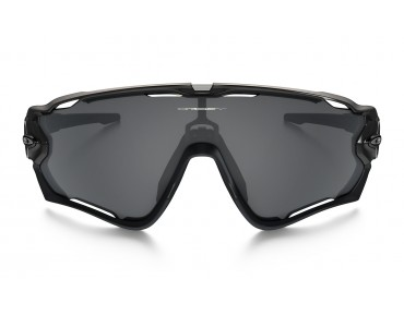 OAKLEY JAWBREAKER sports glasses polished black w/black iridium