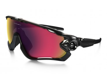 OAKLEY JAWBREAKER - occhiali black ink w/OO red iridium polarized