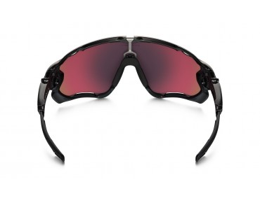 OAKLEY JAWBREAKER sports glasses black ink w/OO red iridium polarized