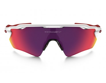 OAKLEY RADAR EV Path - occhiali polished white w/PRIZM ROAD
