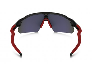 OAKLEY RADAR EV Pitch sports glasses matte black ink w/positive red iridium