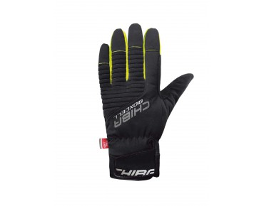 CHIBA BIOXCELL WINTER full finger gloves black