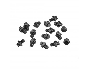 Reverse R replacement pins for Escape pedals black