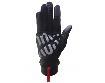 ROSE THERMO FLEECE full finger gloves black