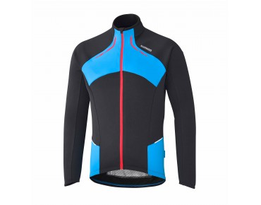 SHIMANO PERFORMANCE thermal long-sleeved jersey black