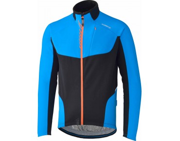 SHIMANO PERFORMANCE WINDBREAKER Windschutz Jacke lightning blue