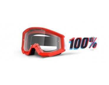 100% STRATA YOUTH kids' goggles 3D