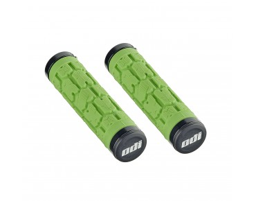 ODI Rogue Bonus Pack grips green/black clamps