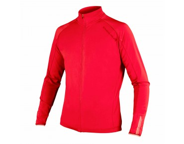 ENDURA ROUBAIX long-sleeved jersey red