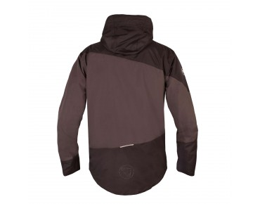 ENDURA SINGLETRACK waterproof jacket black