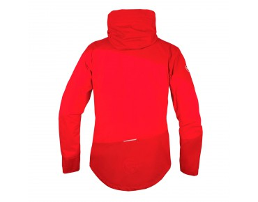 ENDURA SINGLETRACK Regenjacke red