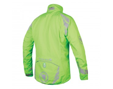 ENDURA LUMINITE 4in1 waterproof jacket hi-viz green