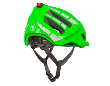 ENDURA LUMINITE helmet hi-viz green