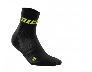 cep ULTRALIGHT SHORT Socken black/green