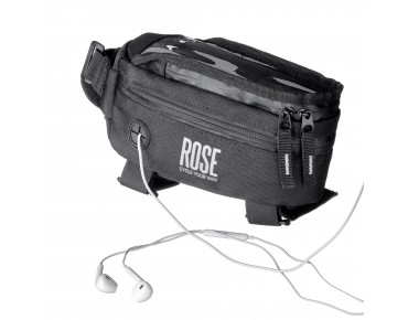 ROSE SMART Framebag Oberrohrtasche black