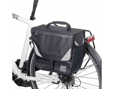 ROSE BASIC pannier black