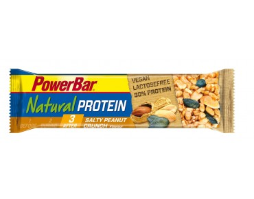 PowerBar Natural Protein bar salty peanut crunch