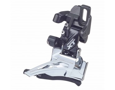 SHIMANO Deore XT FD-M8025 -High Direct Mount- Umwerfer schwarz