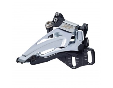 SHIMANO Deore XT FD-M8025 - Low Direct Mount - deragliatore anteriore black