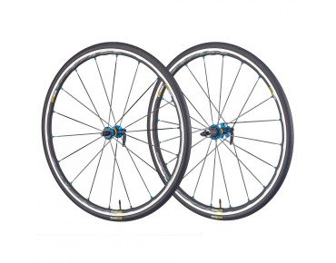 "MAVIC Ksyrium Elite WTS 28"" / 700 C road wheels black/blue"