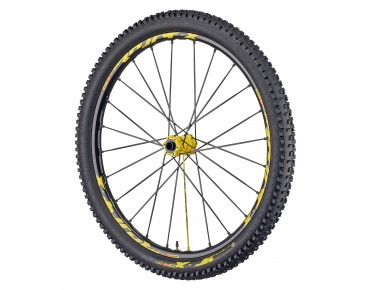 MAVIC Crossmax XL Pro WTS Disc MTB wheel set black/yellow