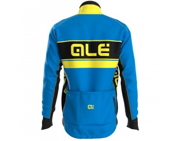 ALÉ GRAPHICS PRR BERING 2016 Soft Shell Jacke blue fluo/yellow