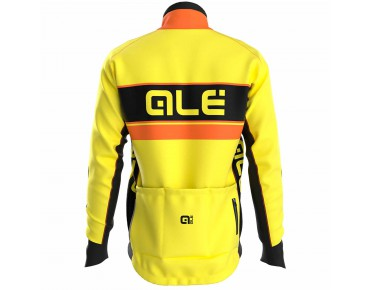 ALÉ GRAPHICS PRR BERING 2016 Soft Shell Jacke flou yellow/flou orange