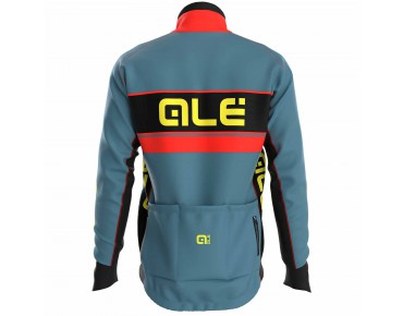 ALÉ GRAPHICS PRR BERING 2016 softshell jacket grey/red
