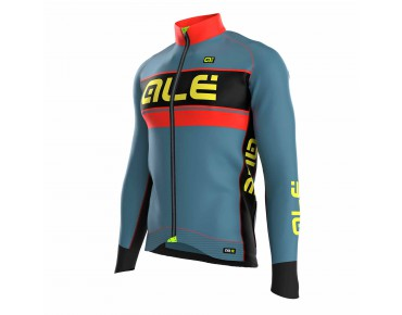 ALÉ ALÉ GRAPHICS PRR BERING Trikot langarm grey/red