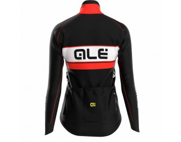 ALÉ GRAPHICS PRR BERING 2016 women's softshell jacket black/red