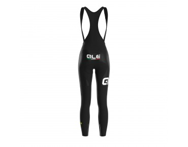 ALÉ GRAPHICS EXCEL SUEZ 2016 women's thermal bib tights black