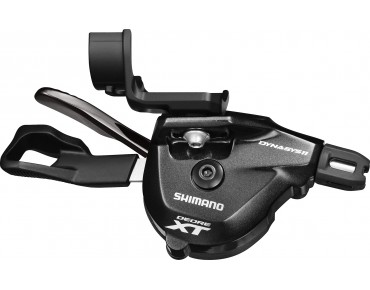 SHIMANO Deore XT SL-M8000-I Rapidfire Plus shift levers black