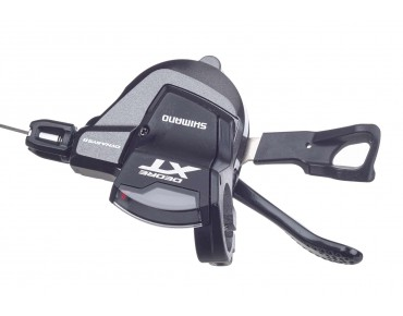 SHIMANO Deore XT SL-M8000 Rapidfire Plus shift levers black