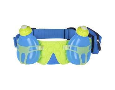 FUEL BELT HELIUM H20 hydration belt honolulu blue/lagoon green