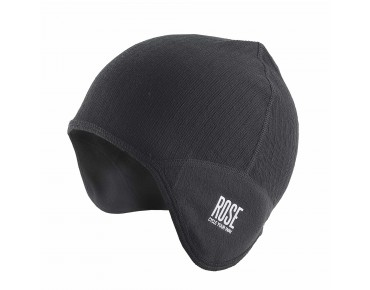 ROSE Helmet cap black