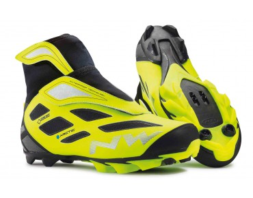 NORTHWAVE CELSIUS ARCTIC 2 GTX yellow fluo/black