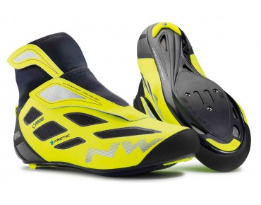 NORTHWAVE FAHRENHEIT ARCTIC 2 GTX yellow fluo/black