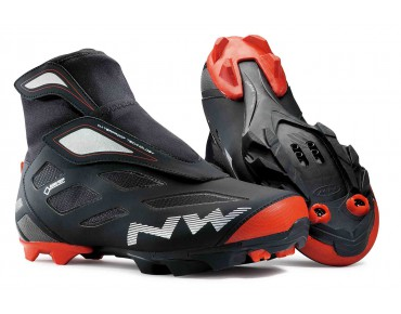 NORTHWAVE CELSIUS 2 GTX black/red