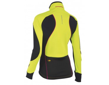 NORTHWAVE VENUS women's windbreaker yellow fluo