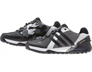 adidas TERREX TRAIL CROSS 2015 FR/Dirt Schuhe ftwr white/core black/vista grey s15