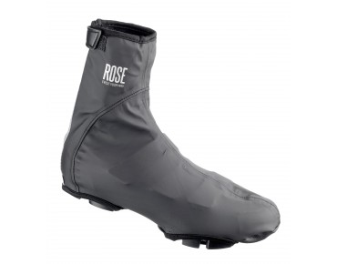 ROSE RAIN RACE overshoes black