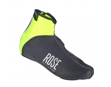 ROSE LYCRA COLOR overshoes black/green