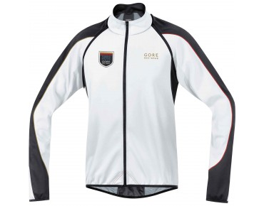 GORE BIKE WEAR 30th PHANTOM 2.0 WINDSTOPPER SO Jacke white/black
