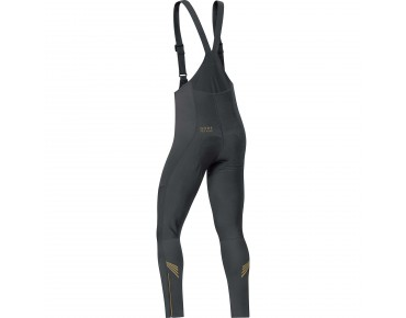 GORE BIKE WEAR 30th ELEMENT WINDSTOPPER SO bib tights black