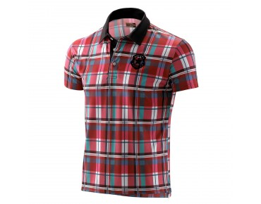 Deputy Sheriff MATTERHORN cycling shirt red